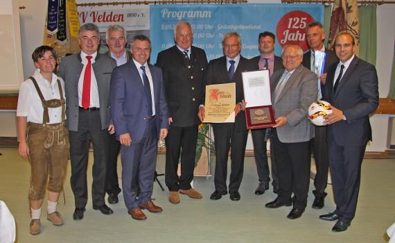 Festabend TSV Velden