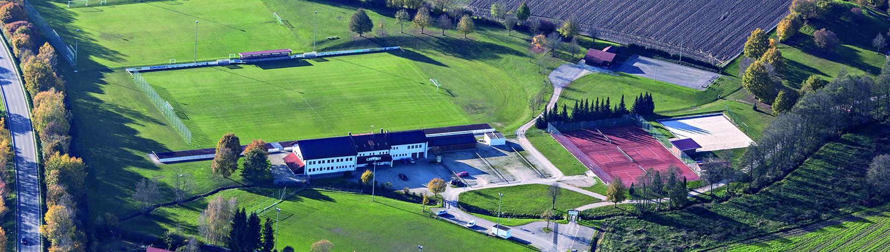 TSV Velden Luftbild - Foto: Klaus Leidorf, www.leidorf.de